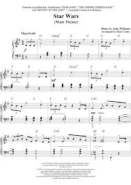Star wars piano sheet music. Star Wars Main Theme Star Wars Sheet Music Clarinet Sheet Music Piano Sheet Music Free