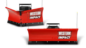 western acirc reg snowplows spreaders parts western products impactacirc132cent utv v plow product grid image