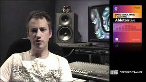 Sound Design Mixing And Mastering With Ableton Live Mixing Mastering In Ableton Live Webinar With Jake Perrine