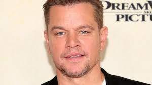 Matt Damon says he doesn't 'use slurs ...