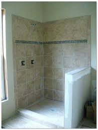 ceramic tile for shower walls no door shower building with small tiles floor and large ceramic ceramic tile for shower walls