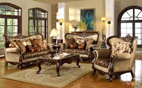 Traditional Living Room Set In Search For Elegance In The Elegant Living Rooms