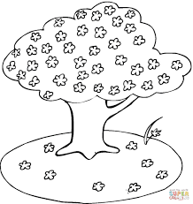 Kids And Spring Rain Coloring Page For Seasons Pages New Break