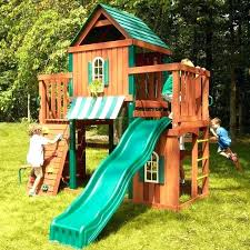 outdoor playsets for small yards small backyard small outdoor for yards