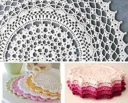 Crochet Doily Patterns Best New FREE Crochet Doily Patterns Karla's Making It