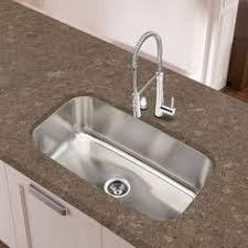 undermount sink with laminate countertop. Designer Collection 16-gauge Extra-large Single Bowl Sink (Designer XL - 16 Gauge), Silver Undermount With Laminate Countertop O