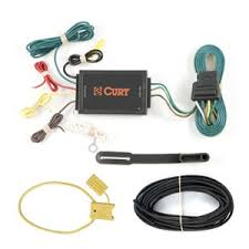 3 to 2 wire powered converter 10 amp by curt manufacturing splice in universal trailer wiring harness 59146