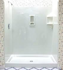 how to clean acrylic shower pan shower pan installation how to install a fiberglass base acrylic shower stalls vs fiberglass ideas for 5 tips for cleaning