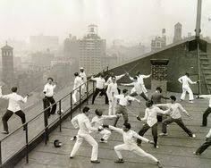 Vintage Photo of a Woman and a Man Fencing 1900s Era Photo 6