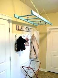 wall mounted clothing hanger rack wall mounted clothes hangers wall mounted laundry rack exciting hanging laundry