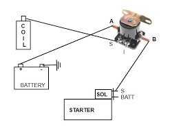 3 post starter solenoid wiring diagram wiring diagram libraries terminal 4 post solenoid wiring diagram simple wiring diagrams12 volt solenoid wiring diagram 5 connection simple