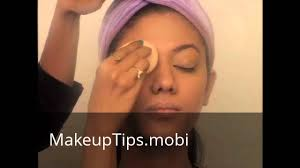 how to apply makeup video step by step