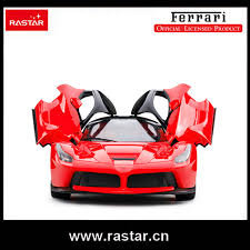rastar licensed ferrari laferrari with usb charging 1 14 open door remote control cars 50160