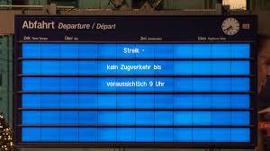 Die gewerkschaft deutscher lokomotivführer will zum streik bei der deutschen bahn aufrufen. B4qvqsbmzyp2am