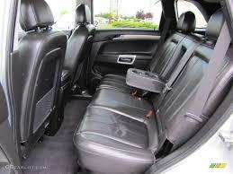 Black Interior 2012 Chevrolet Captiva Sport LTZ AWD Photo ...