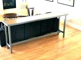 medium size of small bar table ideas diy round kitchen breakfast behind sofa height console long