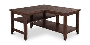 L Shaped Coffee Table Sofa With