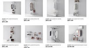 422 Best IKEA ALGOT Images On Pinterest  Ikea Algot Ikea Storage Ikea Closet Organizer Algot