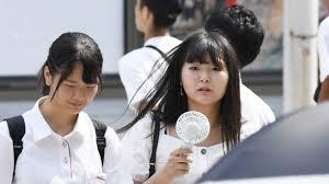 <b>Portable fans</b> a breath of fresh air in sweltering summer heat