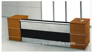 office furniture front desk small reception desk km900