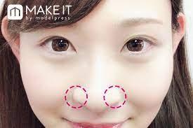 鼻 の 穴 を 小さく する 方法