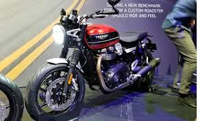 2019 Triumph Speed Twin Images Leaked - NDTV CarAndBike