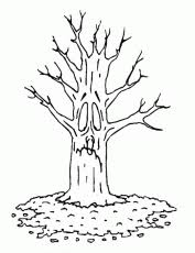 Small Picture Bare Tree Template Printable Coloring Pages For Kids And For