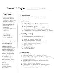 Chemical Operator Resume Machine Operator Resume Example Machine Operator Resume Sample