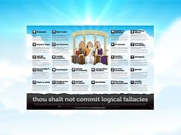get a logical fallacy poster