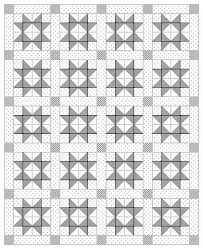 380 best Ohio Star Challenge images on Pinterest | Star quilts ... & Ohio Sawtooth - Easy FREE QUILT PATTERN Adamdwight.com