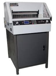 China High Precision Elec. Cutting Machine (<b>E460R</b>) - China Paper ...