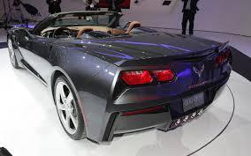 First Look: 2014 Chevrolet Corvette Stingray Convertible ...