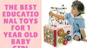 #EDUCATIONAL #TOYS #For THE BEST EDUCATIONAL TOYS for 1 year old BABY GIRL - YouTube