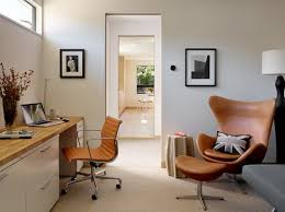mid century modern office. 16 Spectacular Mid Century Modern Home Office Designs For A Retro Feel Mid Century Modern Office D