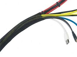 <b>Оплётка для укладки кабелей</b> в корпусе Akasa 2M Braided Cable ...