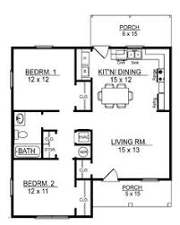 2 bedroom home designs. floor plan for a small house 1,150 sf with 3 bedrooms and 2 baths | christy pinterest smallest house, bath bedroom home designs