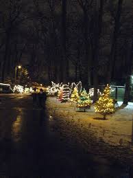 Christmas Lights At Potter Park Zoo