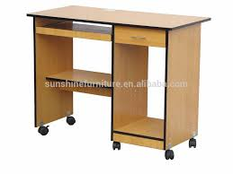 fine home made furniture type simple design modern thicken board computer  desk ,big lots computer