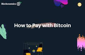 Choose which wallet you want to send bitcoin from. How To Pay With Bitcoin It S Easier Than Ever To Pay With By Reggie Blockonomics Blog Bitcoin Payments More