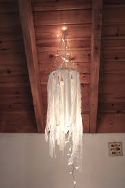 chandelier fabric jewel
