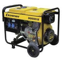 <b>CHAMPION</b> DG6501E <b>генератор дизельный</b> купить по низкой ...