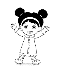 Elaina The Friend Of Daniel Tiger Coloring Pages
