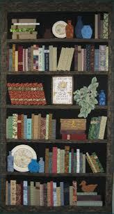 Bookcase Quilt Pattern Magnificent Inspiration Ideas