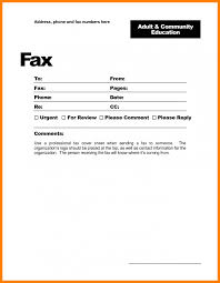 Get Professional Personal Printable Free Fax Cover Sheet Template