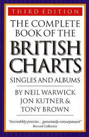 The Complete Book Of The British Charts Singles And Albums