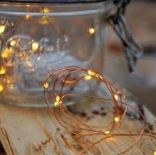fairy lighting. 40 Warm White LED Battery Fairy Lights Lighting