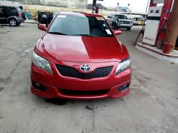 Sparkling Tokunbo 2010 Toyota Camry Se... Price: N3.9m - Autos ...