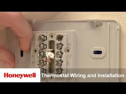 honeywell diy wi fi thermostat wiring and installation us and Honeywell Digital Thermostat Wiring honeywell diy wi fi thermostat wiring and installation us and canada training honeywell youtube honeywell digital thermostat wiring diagram
