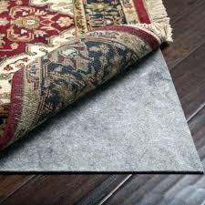 rug pad felt rug pad 8 x thick recycled felt rug pad for hard floors regarding