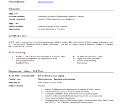 Example Of A Personal Profile On A Resume Beautiful Example Of Profile For Resume Template Personal Summary A 22